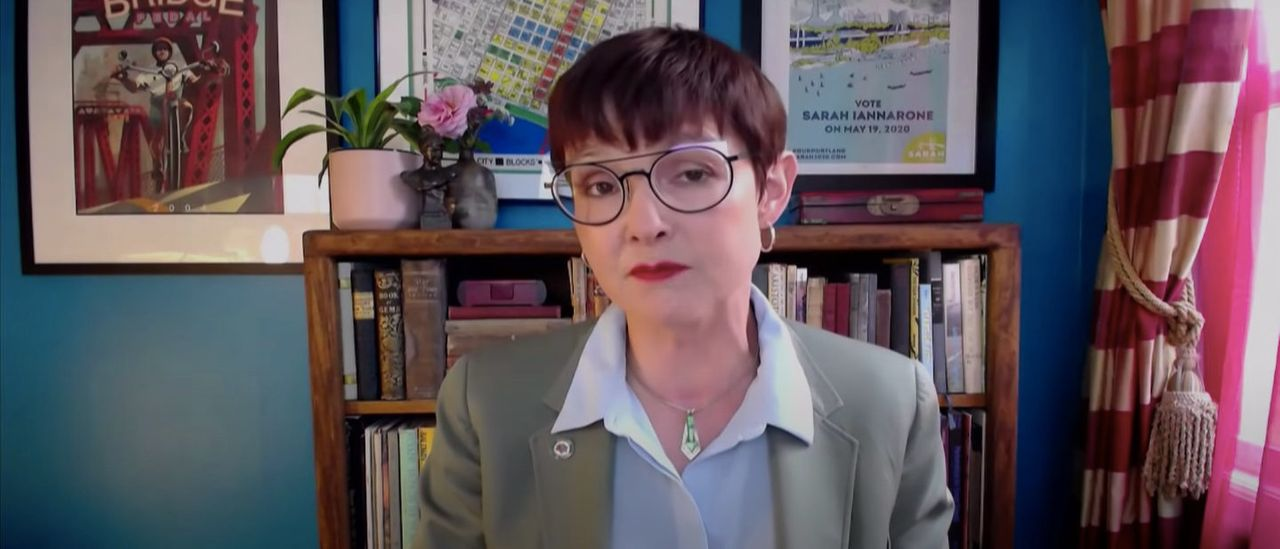 "Portland Mayoral candidate: ""I am Antifa"" (dailycaller.com)"