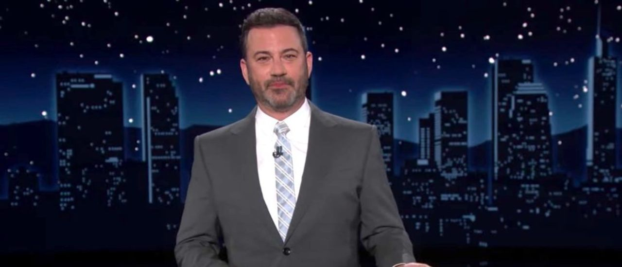 Jimmy Kimmel Says ICU Beds Should Only Be For Vaccinated