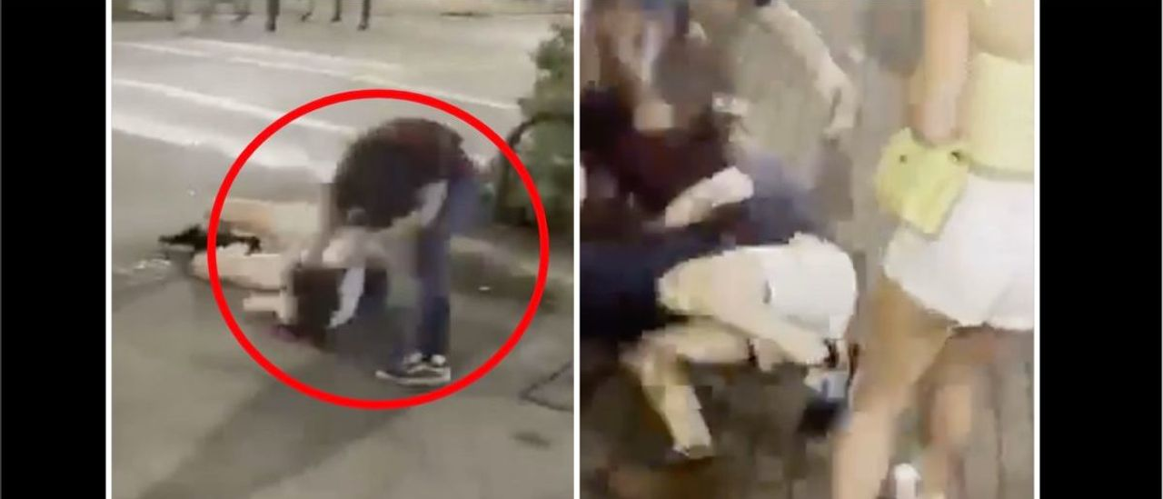 Guy Gets Brutally Destroyed During A Fight In Viral Video