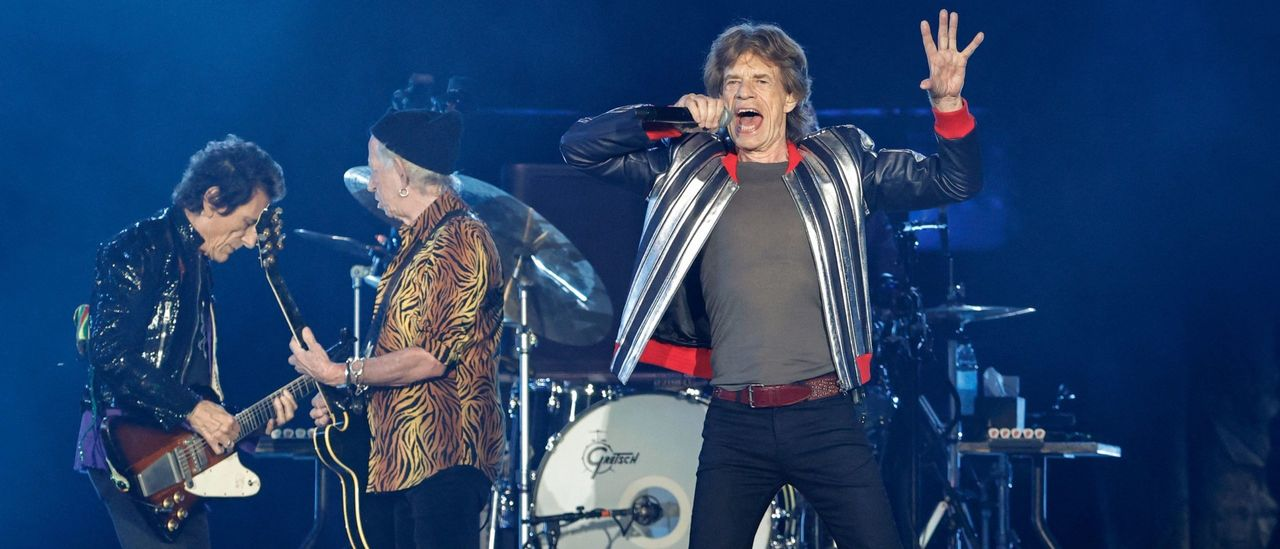 """The Rolling Stones Cave to the Woke Mob and Cancel Their Hit Song """"Brown Sugar"""""""