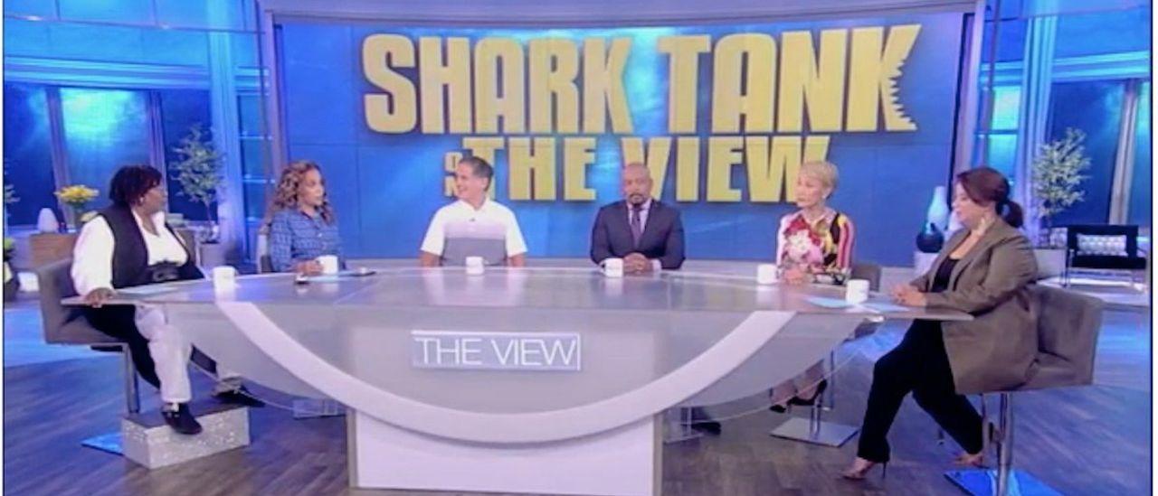 WATCH 'Shark Tank' Star Barbara Corcoran Makes Whoopi Goldberg Fat Joke On 'The View,' Later Apologizes