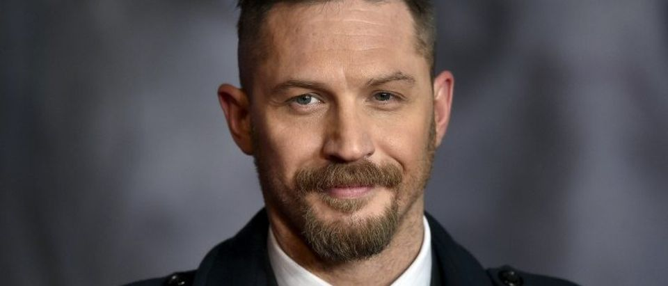 "Actor Tom Hardy poses as he arrives for the British premiere of ""The Revenant"", in London, Britain"