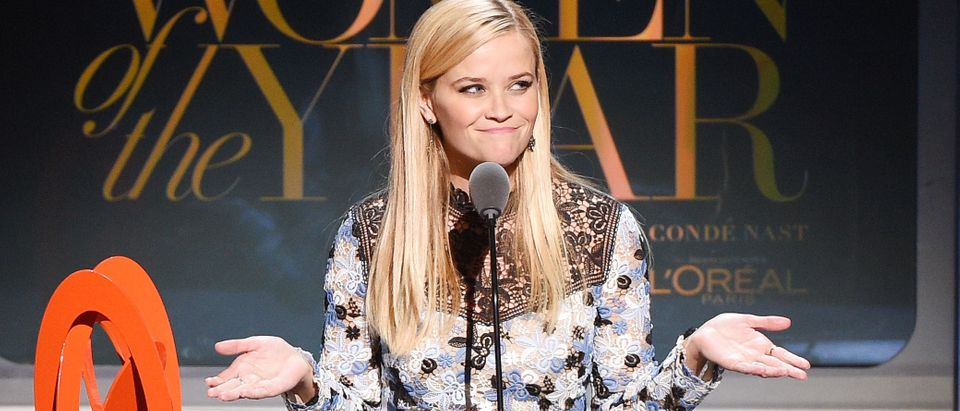 Reese Witherspoon 'disappointed by Oscars.' (Photo: Getty Images)