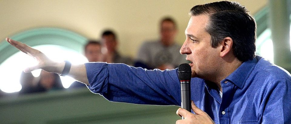 Cruz's Freshman Roommate Calls Him A 'Huge Asshole' In Crazy, Twitter Rant (Getty Images)