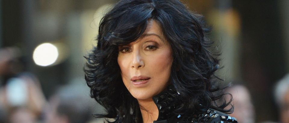 Cher makes fun of Donald Trump