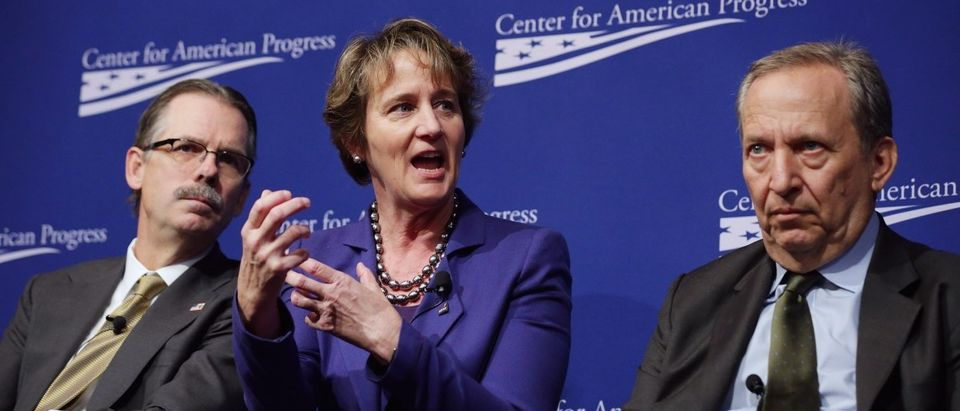 SEIU President Mary Kay Henry (Photo by Chip Somodevilla/Getty Images)