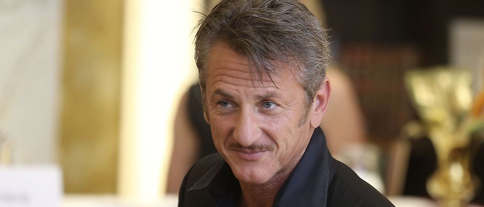 Sean Penn interviewed El Chapo in October. (Photo: Getty Images)