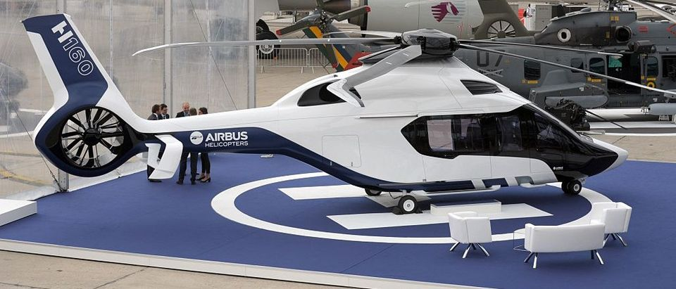 Uber Teams Up With Airbus To Make Taxi Helicopters A Reality (Getty Images)