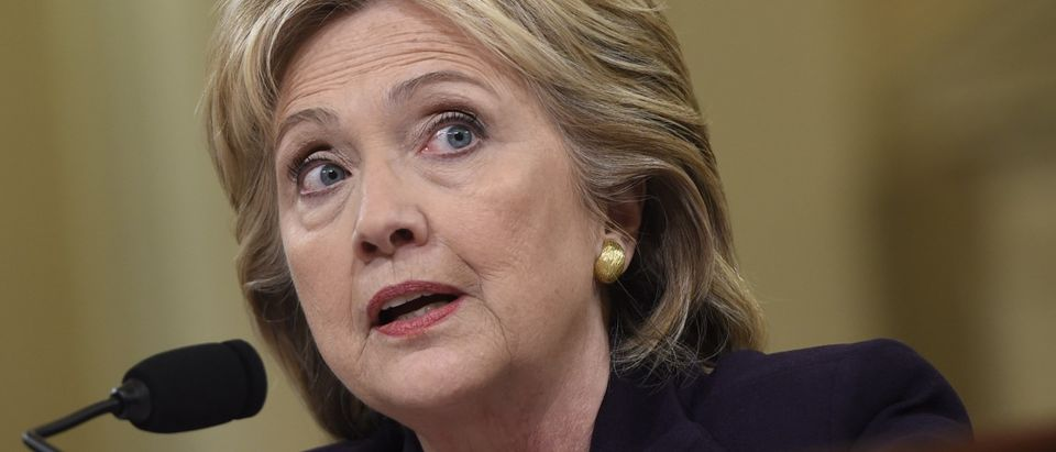 Hillary Clinton not mentioned in Benghazi film