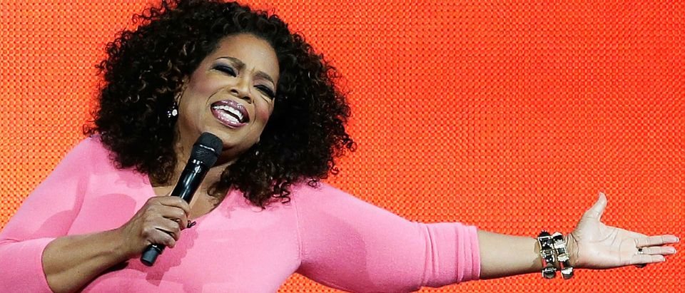 Oprah Winfrey lost weight while eating bread, she claims. (Photo: Getty Images)