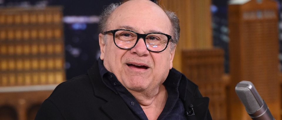 Danny DeVito says the entire country is racist. (Photo: Getty Images)
