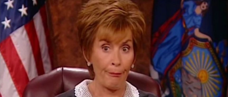 Judge Judy YouTube screenshot/Andrew Flores