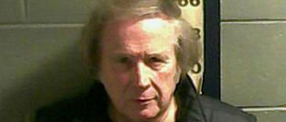 Don McLean arrested. (Photo: Knox County Jail)