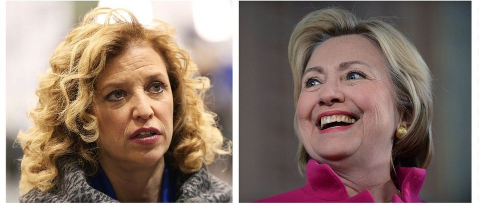 Liberals Are Calling For DNC Chair's Head, She's 'Rigging The Presidential Primary' For Hillary (Getty Images)