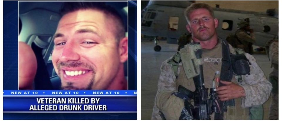Veteran's Final Facebook Post Goes Viral After Being Killed By Drunk Driver On NYE screenshots: Fox)