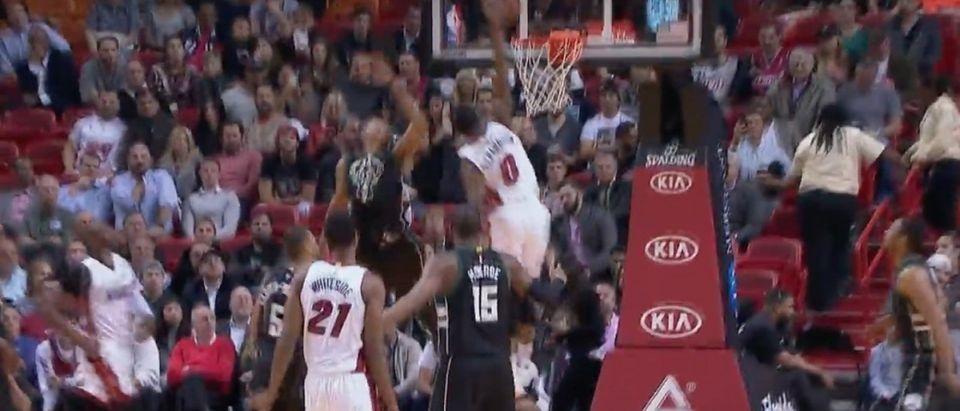 Josh Richardson (Credit: Screenshot/Youtube NBA)