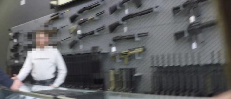 Hidden Camera Exposes Libs Favorite Myth A.K.A. The 'Gun Show Loophole' (YouTube)