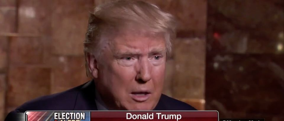 Trump: 'Every Once In A While, I Like To Be Politically Incorrect' [screen shot FBN]