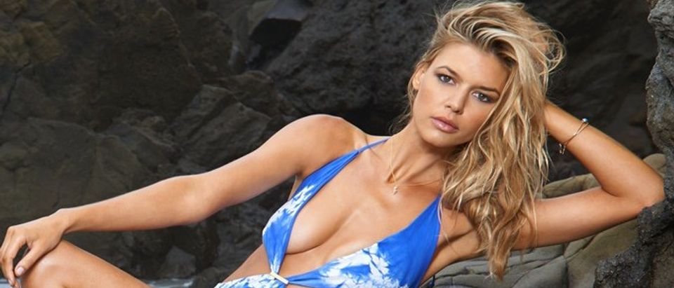Kelly Rohrbach replaces Pamela Anderson in 'Baywatch.' (Photo: Sports Illusrated)