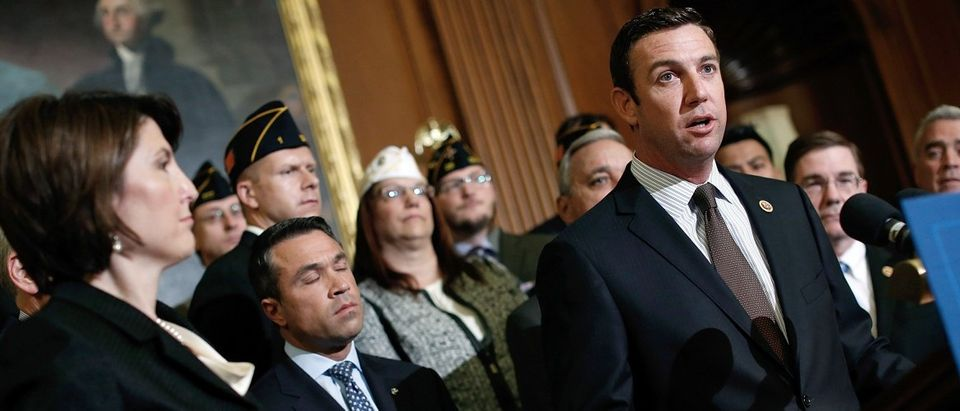 House Republicans Hold News Conference On Protecting US Veterans