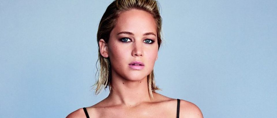 Jennifer Lawrence nude photos leaked