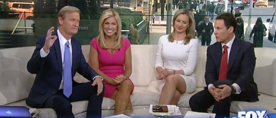 Ainsley Earhardt, Fox News screen shot