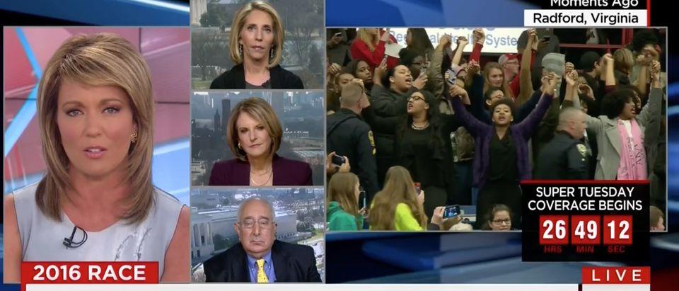 Ben Stein, Screen shot, CNN 'Newsroom' 2-29-2016