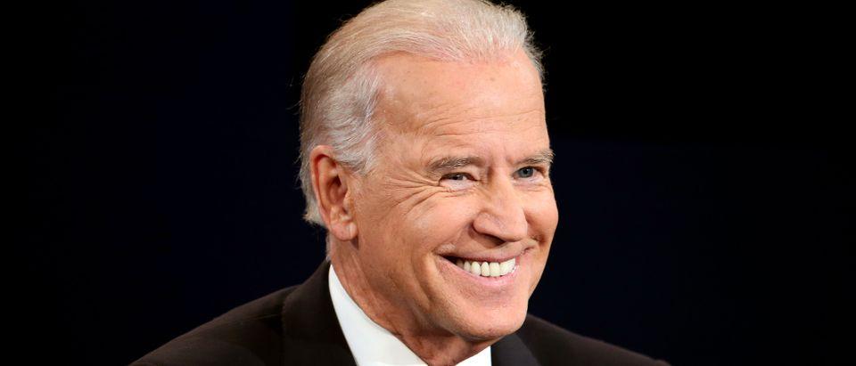 Joe Biden at the Oscars