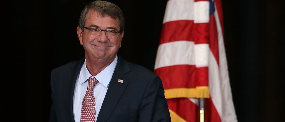 Defense Secretary Ashton Carter Announces Major Economic Initiative In Silicon Valley