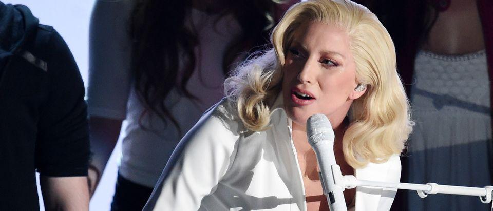 Lady Gaga's Oscars performance