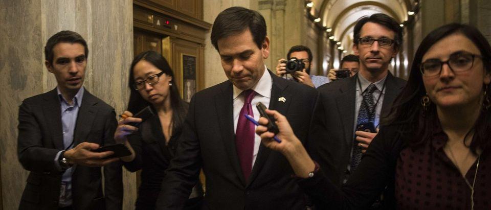 Senate Votes On New Sanctions Against North Korea