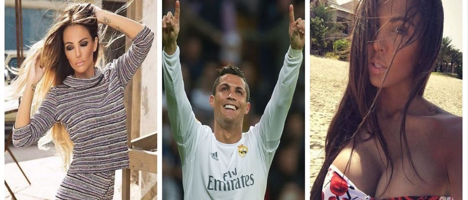 Meet Cristiano Ronaldo's Latest Arm Candy, Some Smokin' Hot Bulgarian Model (Instagram/Getty Images/Instagram)