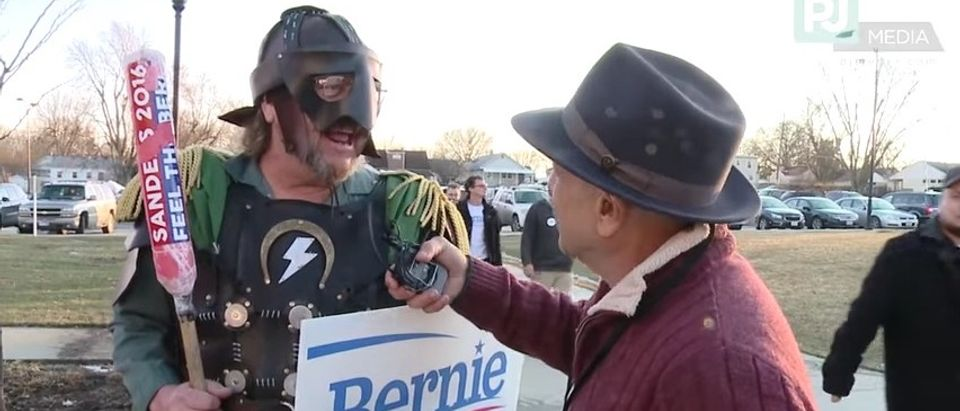 Bernie Supporters Are Shocked To Find Out He's Backed By Billionaires (YouTube)
