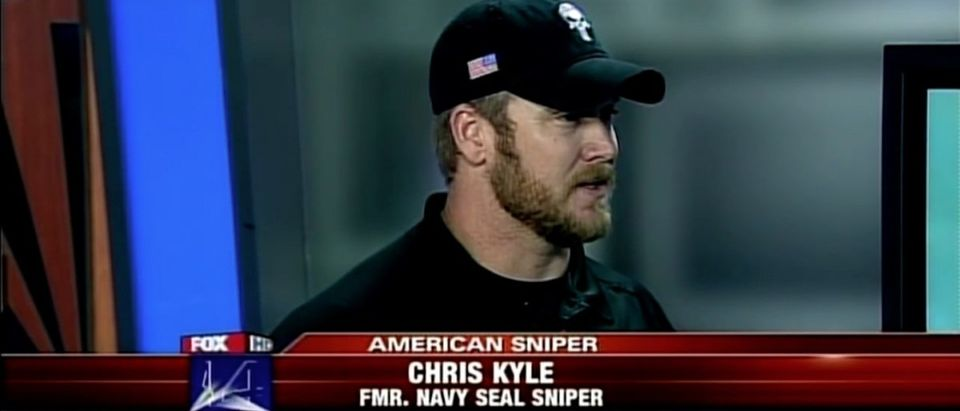 Chris Kyle (Credit: Screenshot/Youtube FOX 4 News - Dallas-Fort Worth)