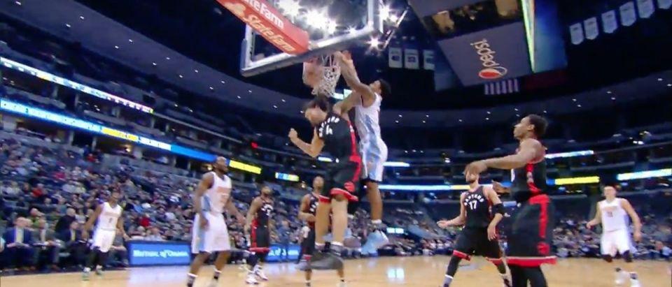 Gary Harris (Credit: Screenshot/Youtube NBA)