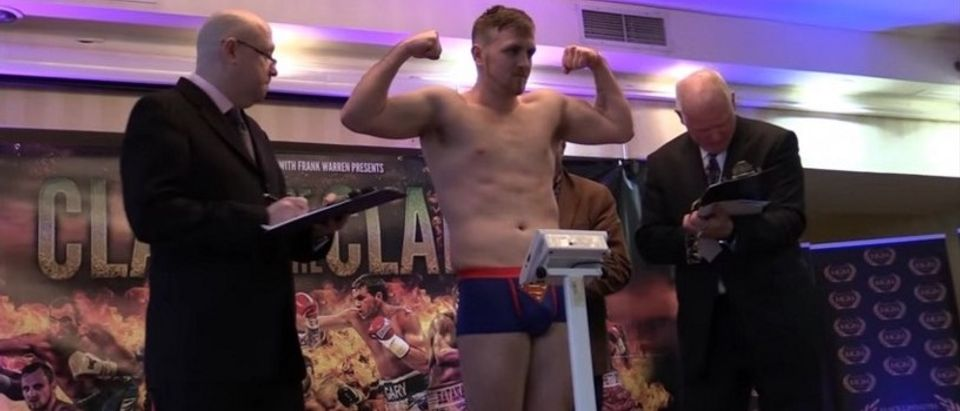 AK-Wielding Gunmen Open Fire At Boxing Weigh-In (YouTube)
