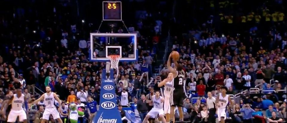 Kawhi Leonard (Credit: Screenshot/Youtube NBA)
