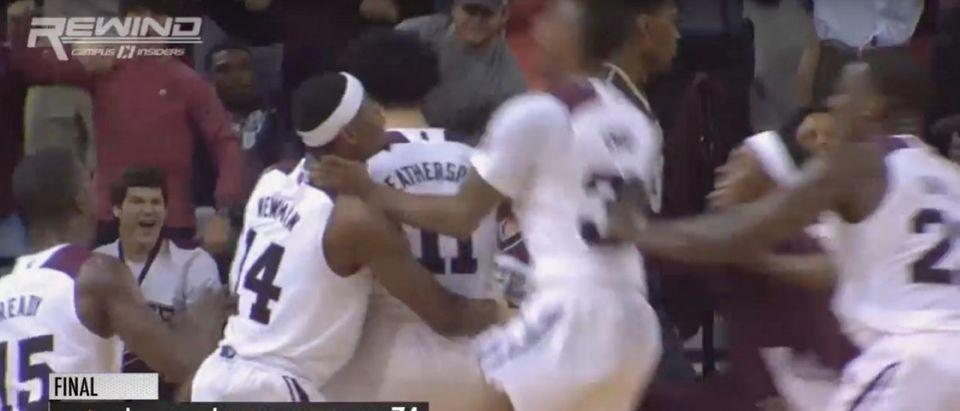Mississippi State Basketball (Credit: Screenshot/Youtube CampusInsiders)