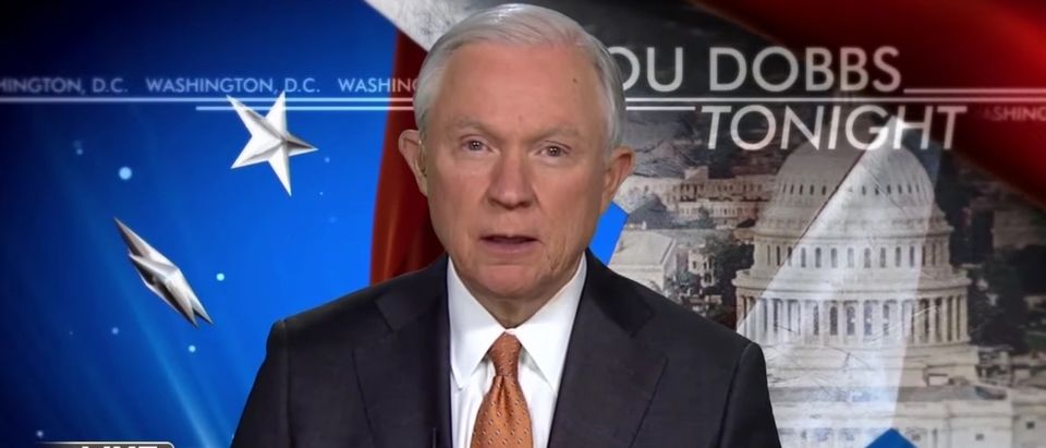 Sessions: Obama Admin. Made It 'Virtually Impossible' To Fix Immigration System (YouTube)