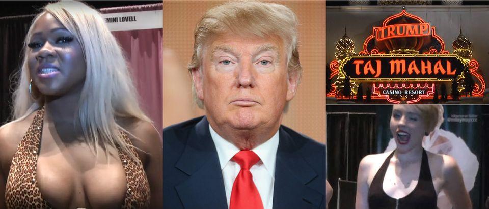 Trump Taj Mahal Porn Convention