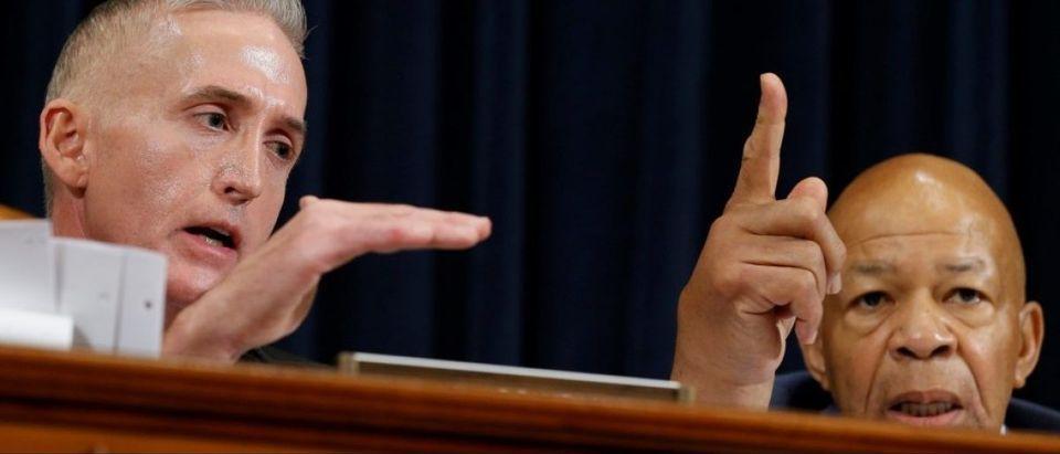 House Benghazi committee Chairman Trey Gowdy