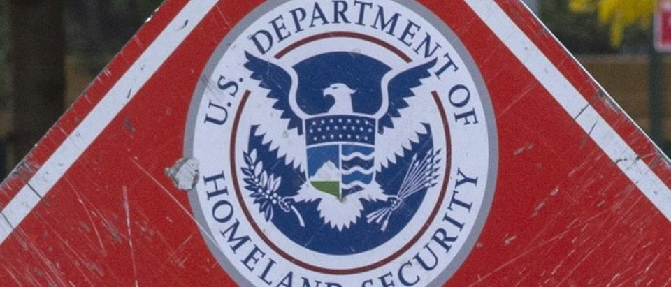 Department of Homeland Security logo Reuters/HYUNGWON KANG