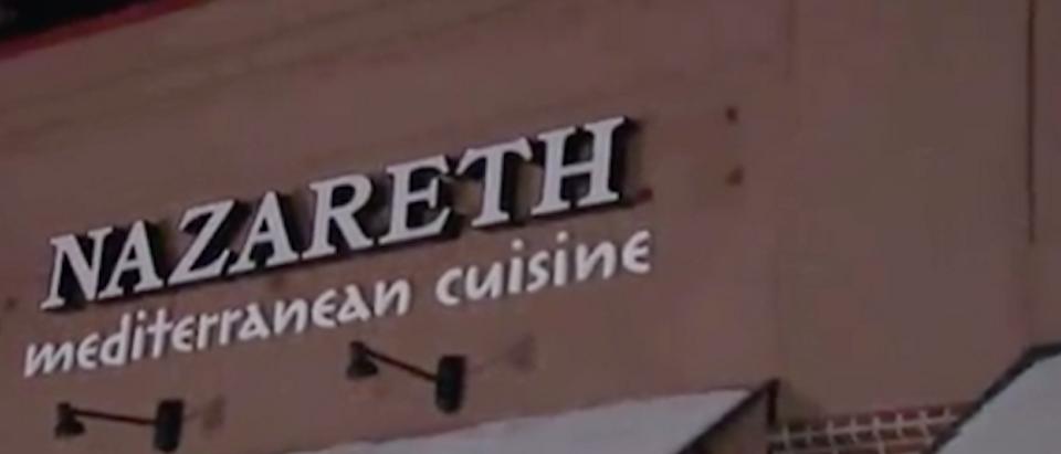 Columbus restaurant target of terror