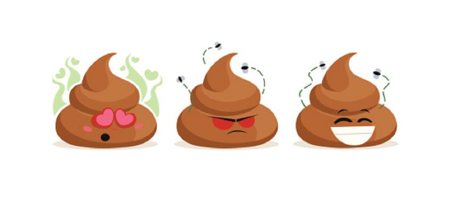 poop graphic Getty Images/CandO_Designs