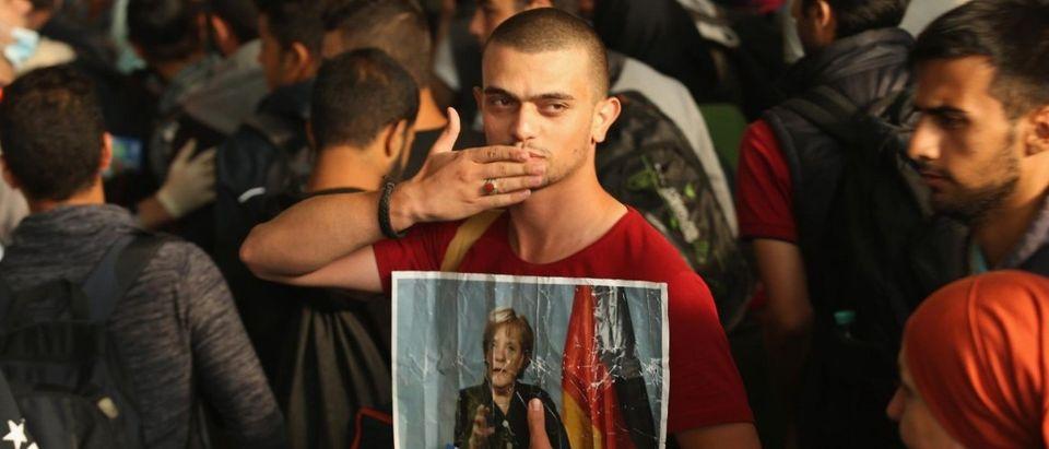 German Refugee