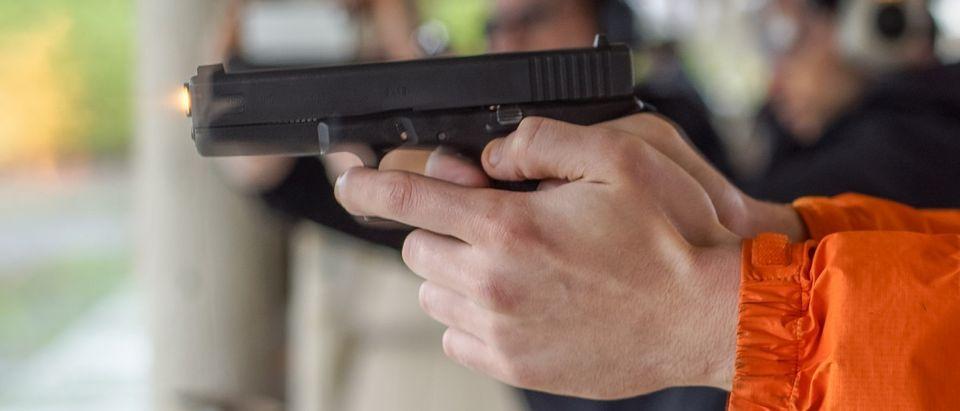 Gun Club (Credit: Peretz Partensky/Flickr, no changes made)