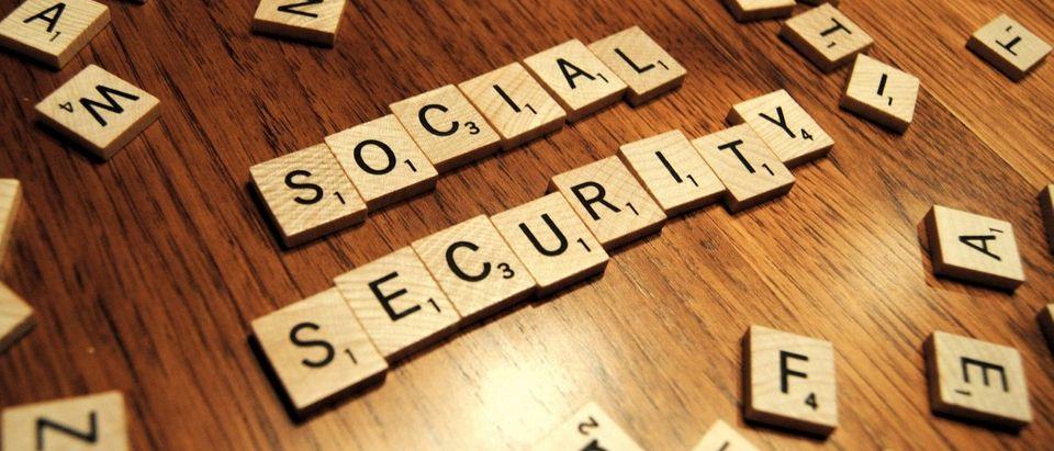 Social Security (Credit: Got Credit/Flickr, no changes made) https://www.flickr.com/photos/jakerust/16609921869/