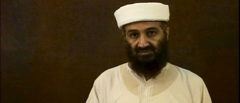 Osama bin Laden is shown in this file video frame grab released by the U.S. Pentagon May 7, 2011. Source: REUTERS/Pentagon/Handout/Files