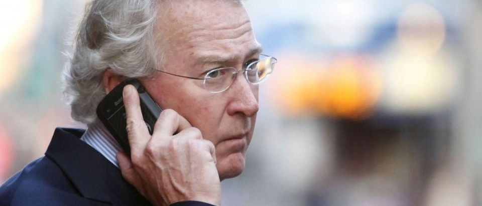 Chief Executive Officer, Chairman, and Co-founder of Chesapeake Energy Corporation Aubrey McClendon walks through the French Quarter in New Orleans, Louisiana, in this file photo taken March 26, 2012. REUTERS/Sean Gardner/Files