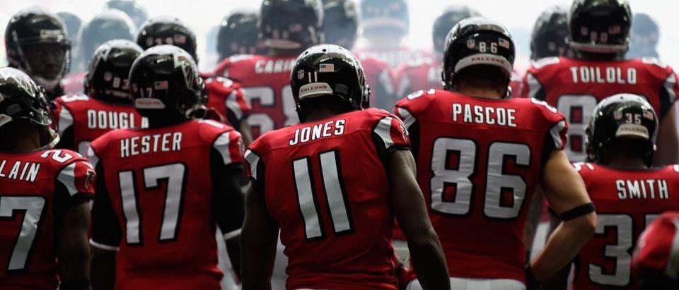 Atlanta Falcons (Getty Images/Mike Hewitt)